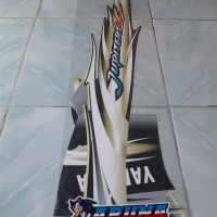 Striping/Sticker Lis Motor Jupiter Z CW 2007 #3