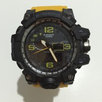 Terbaru Jam Tangan Casio G-Shock Replika Black Yellow