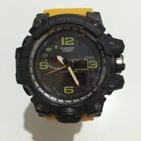 Terbaru Jam Tangan Casio G-Shock Replika Black Yellow