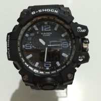 Terbaru Jam Tangan Casio G-Shock Replika Black