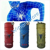 Buff Kartun,Spiderman,Marvel (Masker bandana Original Jiabao)
