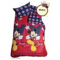 Bedcover My Love Mickey 120x200
