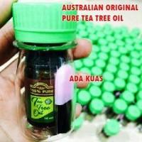 Terbagusnya Tea Tree Oil Penghilang Jerawat Komedo Flek Pemutih
