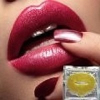 Jual Populernya Gold Lip Collagen Masker Pelembab Bibir Murah