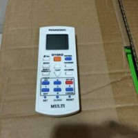 Remot AC Split Remote Air Conditioner Merek Panasonic, Multi