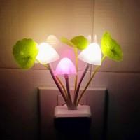 Jual Lampu LED - Lampu Hias - Lampu Tidur - Lampu Jamur Mushroom Avatar Min Murah