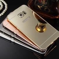 Mirror Bumper Case Samsung Galaxy S6 / S6 Edge
