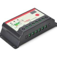 30A Solar Charge Controller 12V / 24V - Black