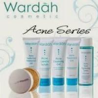 Wardah Acne Series ( Paket Wardah Kulit Berjerawat )