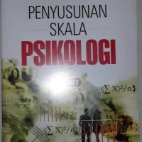 harga Penyusunan Skala  Psikologi Ed 2 Tokopedia.com