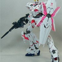 Gundam Gunpla MG 1/100 Unicorn Ver. Ka / Master Grade