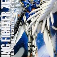 Gundam Gunpla MG 1/100 Wing Fighter Zero / Master Grade