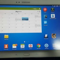 Samsung Galaxy Tab 3 second