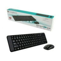 Logitech Wireless Combo Keyboard + Mouse MK220