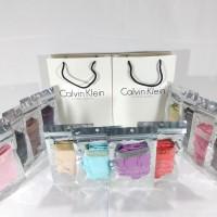 harga Calvin Klein RadianT Cotton brief Cd wanita paket 12pcs Tokopedia.com