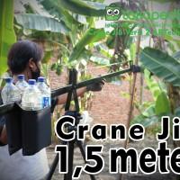 Harga 1 5 meter crane jib portal jib mini jib   antitipu.com
