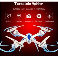 Tarantula Spider Quadcopter 2.4ghz 4 Channel 6 Axis Gyro Rc Quadcopter