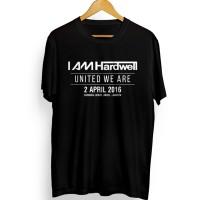 KAOS BAND HARDWELL LIVE IN JAKARTA 2016 UNITED WE ARE LOGO ! EDM DJ