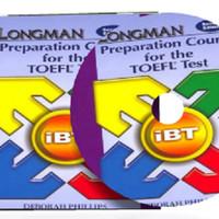 harga CD ROM Longman preparation course for toefl test: ibt 2nd edition Tokopedia.com