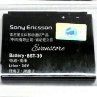 Battery baterai Sony Ericsson T707, W380, W508, W910, Z555 Bst-39