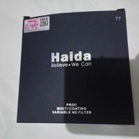 Haida PROII Variable Neutral Density (ND) Filter (Second)