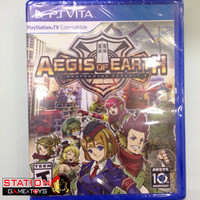 PSVita Aegis Of Earth Protonovus Assault