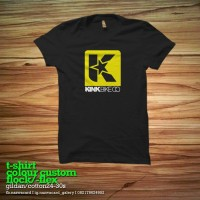 kaos/tshirt/distro/gildan/sablon kaos/bike/kinkbikeco