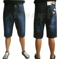 Levi's Pendek Biru Garment Premium