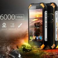 ORIGINAL BLACKVIEW BV6000 OUTDOOR PHONE, RAM 3GB / ROOM 32GB LTE 4G