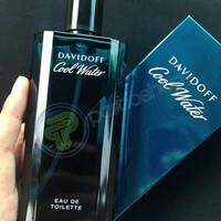 PARFUM ORIGINAL 100% DAVIDOFF COOLWATER COOL WATER MEN MURAH BPOM