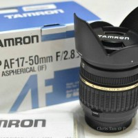 harga Lensa Tamron SP AF 17-50mm F/2.8 XR Di II for Canon/Nikon Tokopedia.com