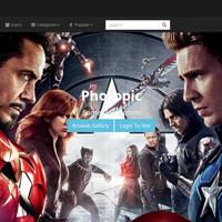 aplikasi website komunitas online media sosial berbagi gambar script