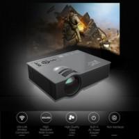 Jual Proyektor MINI Profesional 1200 Lumens Home Theater Media Player WIFI Murah