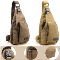 Jual Bodypack Bag Tas Selempang Pria Bahan Jeans   Men Sling Shoulder Bags Murah