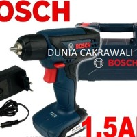 Mesin Bor Baterai / Cordless Drill Bosch Gsr 1000