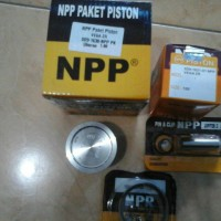 Piston Kit / Seher Set NPP (Piston + Ring) Vega ZR Oversize 1,00