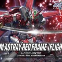 Bandai Gundam HG Gundam Astray Red Frame [Flight Unit]