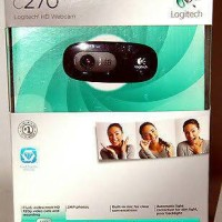 Webcam Logitech C270 HD