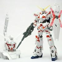 Gundam Gunpla HG 1/144 Rx 0 Unicorn Destroy Mode / High Grade