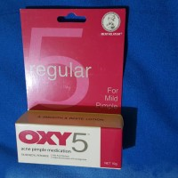 OXY 5 Acne Pimple Medication