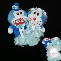 harga Kotak Cincin Perhiasan Boneka Doraemon Kado / Couple Ring Holder Tokopedia.com