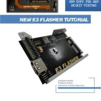 Buku Tutorial E3 Flasher CFW Tutorial +Software Kit Downgrade, Unbrick