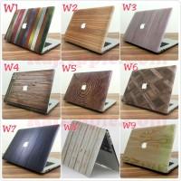 "Pattern WOOD Case for Macbook Pro RETINA 13"""