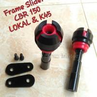 Frame Slider CBR 150/K45 Lokal (model baru)