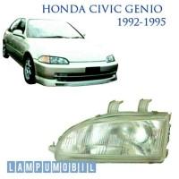 harga Lampu Depan Honda Civic Genio 1992-1995 Tokopedia.com