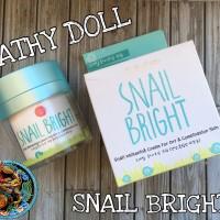 CATHY DOLL SNAIL BRIGHT WHITENING CREAM