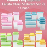 harga Toples Calista Otaru Sealware Set 7G - 14 Buah Tokopedia.com