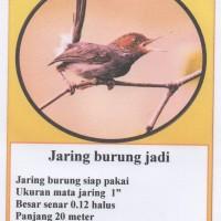 harga Jaring Burung Jadi/Net Bird/1