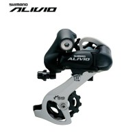 New Rd Shimano Alivio M410 Hitam 8 Speed