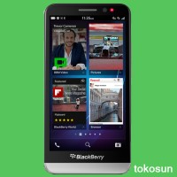 Blackberry Z30 Hitam Original Garansi THE ONE